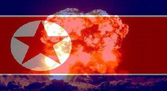 (朝鲜成功试爆氢弹 国际现货黄金大涨)