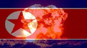 朝鲜成功试爆氢弹 黄金大涨10美元录得近一年高位
