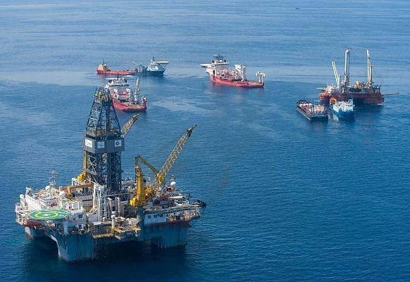 (北海油田开发项目预计将达到约2-3亿桶石油当量)