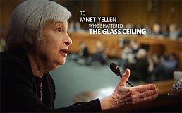 美联储主席耶伦认为黄金形态或跟明年政策大有关联
