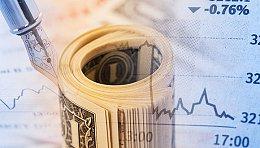 全球隔夜市场 美元继续承压 原油与黄金期货走高