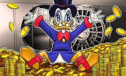 比特币价格突破8600元创历史新高 英媒泼下一盆冷水称比特币价值为零
