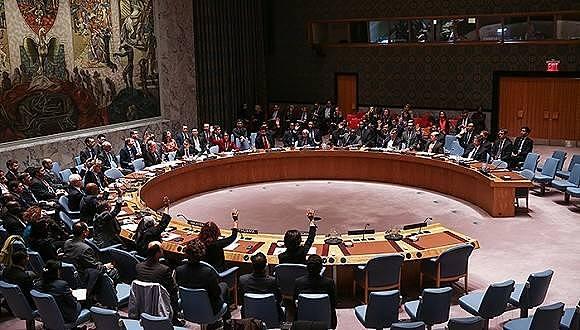 (联合国制裁朝鲜措施在周一获得了一致通过)