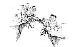 尤舒昆:朝鲜强势回应致使避险重燃,日内现货黄金操作建议