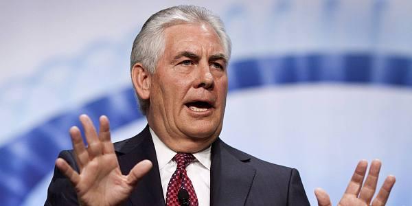 (美国国务卿蒂勒森称应该对朝鲜再发新导弹实施更加严厉的制裁)