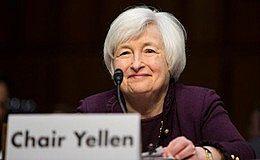 欧元承压下挫 今夜耶伦讲话或将放飞美元