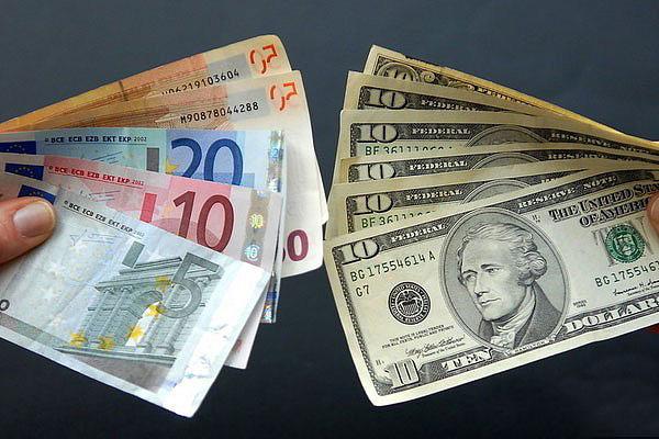 欧元兑美元汇率第二季度有近10%下行空间