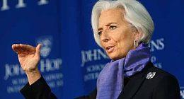 国际货币基金组织总裁拉加力挺加密货币 称IMF可能代替特别提款权