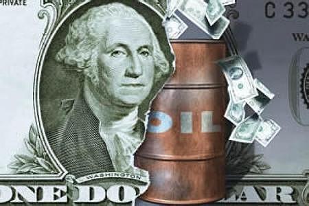 美元走强 油价承压