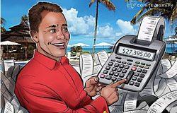 比特币投资者预计:在四个月内,比特币的价格将达到27,395美元