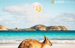 澳大利亚的比特币接受程度升高