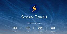 "StormX公司发布其ICO项目""风暴令牌"" Jaxx 钱包将作为其官方钱包"