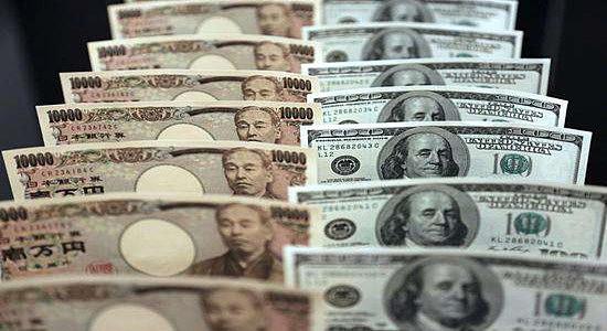 (美元兑日元的波动幅度将不会太大)