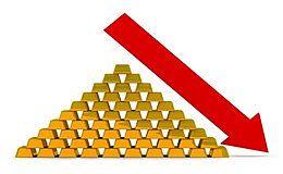 黄金价格跌穿1280美元 后市实物黄金需求或将成为金价支撑