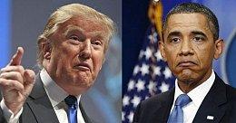 奥巴马卸任&特朗普接棒 恰似黄金&美元!