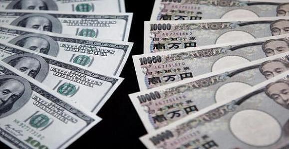 美元兑日元正处于中期牛市