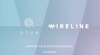 Wireline宣布与Qtum量子链共建无服务器的应用程序市场