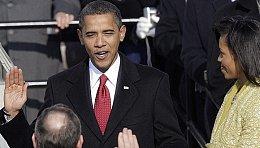 """特朗普获得一份丰厚的""""遗产"""" 用数据总结奥巴马的8年总统任期"""