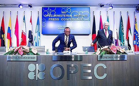 OPEC减产协议