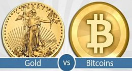 黄金或较比特币更受青睐 避险特性更强