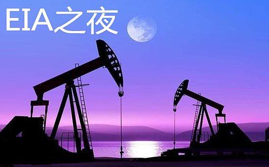 利比亚增产携API重挫油价 今晚EIA料再补一刀