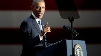 """奥巴马 """"改变""""留下丰厚家底 特朗普""""伟大""""欲将何去何从"""