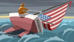 """美国新总统""""定律"""":第一年往往不是经济高点"""