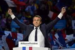 法国大选决赛前瞻:市场普遍预计马克龙将问鼎 黑天鹅难现