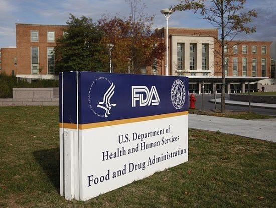 美国食品和药物管理局