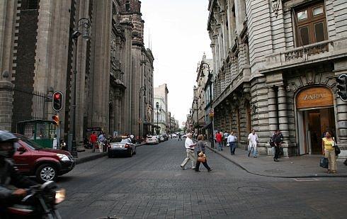 墨西哥街头
