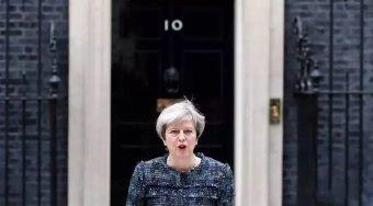 英国首相特蕾莎·梅正式宣布解散英国议会 为英国大选开道!