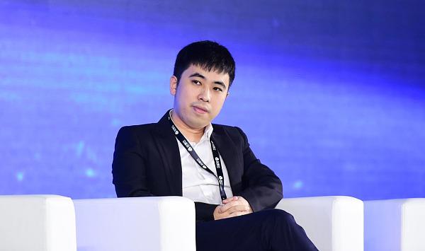 图:连接资本创始人林嘉鹏
