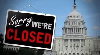 如果美国政府关门真的发生 对于金融市场的影响