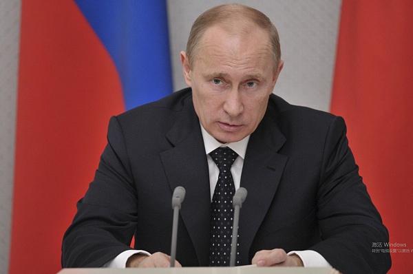 俄罗斯总统普京  图片来源:金色财经