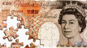 """英国""""硬脱欧""""风险犹存 促使英镑下探至1.20关口"""