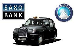 伦敦出租车和外汇:吉利集团收购盛宝银行30%股份