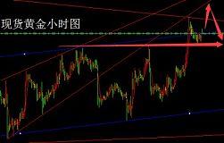 尤舒昆:欧元再次反弹美元承压下行,美盘现货黄金操作建议