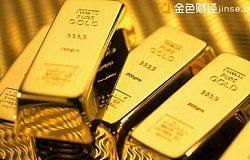 张哗鑫:黄金支撑不断上移,日内还有反弹需求