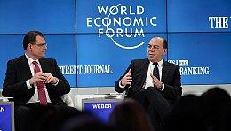 【达沃斯声音】全球央行不敢轻易加息 美元升值已成世界性困扰