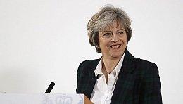 为何特蕾莎·梅演讲后 英镑创2008年来最大单日涨幅?