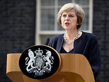 过半国民认为特蕾莎梅脱欧计划有利英国 反对不到五分之一