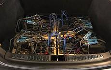 埃隆·马斯克虽自称不是中本聪 但特斯拉后备箱竟能为采矿设备提供动力
