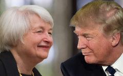 美联储主席耶伦:至2019年底美国每年都会有几次加息 渐进加息是合理的
