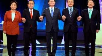 韩国总统大选在即!再掀起市场波动 今晚韩国大选投资者该如何进行交易?