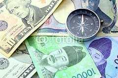 美国政治风波推波助澜 韩元兑美元上涨近1% 韩国股市走高