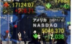 特朗普就职典礼前 亚洲股市下滑,美元持平