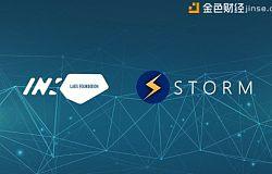 全球知名项目Storm Market获Ink战略性投资,将基于Ink协议开发