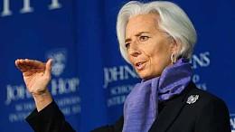 IMF总裁拉加德警示:2017最大黑天鹅来自各国政策之间的负面竞争