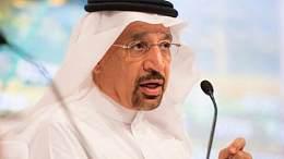 沙特大臣法利赫:产油国已150万桶 沙特和科威特等国减产已超承诺