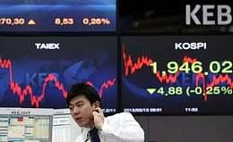 特朗普未亲自道贺文在寅引发猜想 韩国股市在不安中前行
